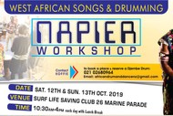 West African Drumming Workshop - Two Days