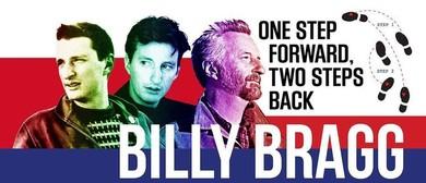 Billy Bragg - One Step Forward, Two Steps Back