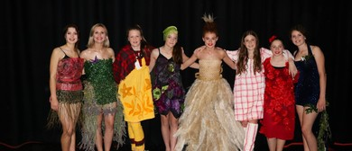 Avant Garde'n Wearable Creations Fashion Show