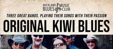Original Kiwi Blues Night