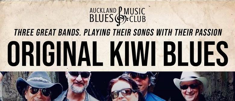 Original Kiwi Blues Night