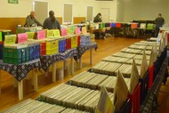 Image for event: Pop and Rock Vinyl Record Sale