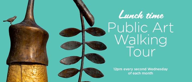 Public Art - Guided Walk & Talk with Curator