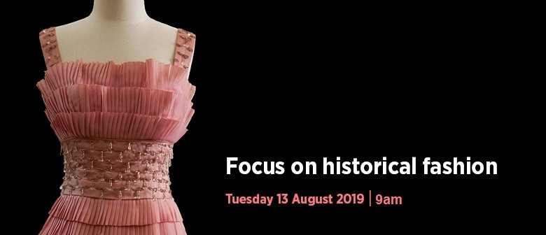 Behind the Scenes - Focus On Historical Fashion - Tour #2