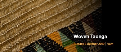 Behind the Scenes - Woven Taonga: Korowai Collection-Tour #2