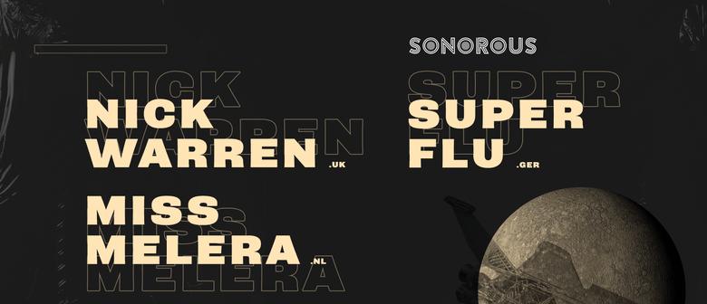 Sonorous: Nick Warren, Super Flu, Miss Melera