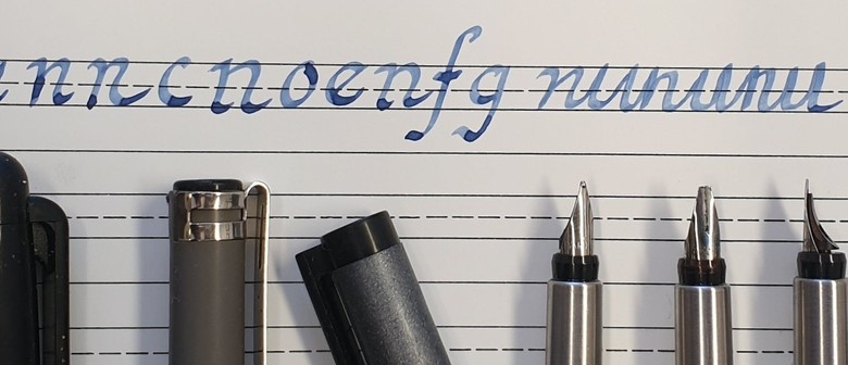 Calligraphy Workshop with Don Hunt - Gothic Script