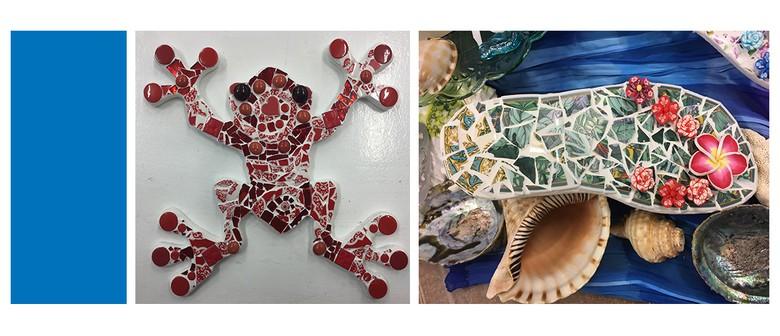 JLA3.1: Meaningful Mosaics with Jo Luker: SOLD OUT