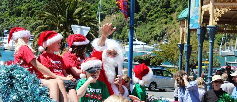 Picton Christmas Parade & Carols/Prize Giving