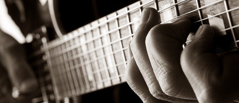 Guitar Blues Style Continuation Course: CANCELLED