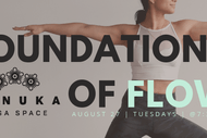 Image for event: Foundations of Flow - Beginners Yoga