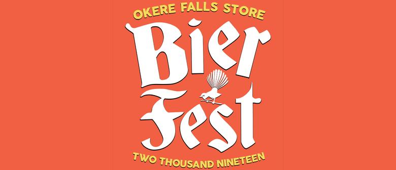 2019 October Okere Falls Beerfest