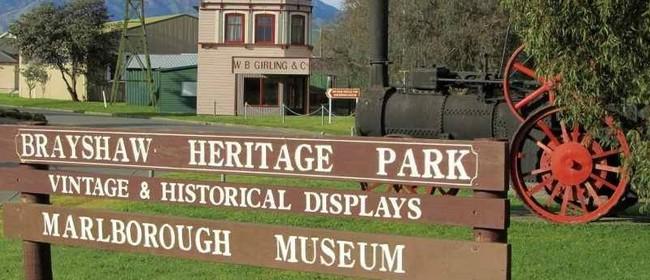 Marlborough Heritage Bus Tour