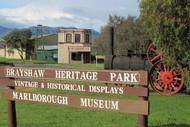 Image for event: Marlborough Heritage Bus Tour