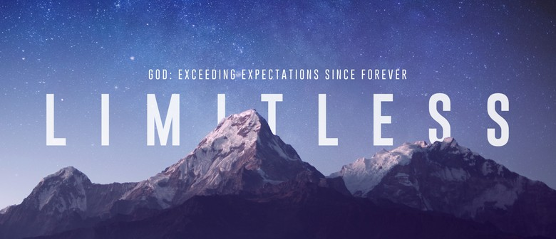 Limitless Sermon Series - Christchurch - Eventfinda