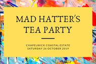 Image for event: Mad Hatter's Tea Party