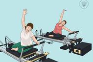 Image for event: Pilates Reformer Class