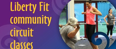 Liberty Fit community circuit classes: SOLD OUT