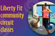 Image for event: Liberty Fit community circuit classes: SOLD OUT