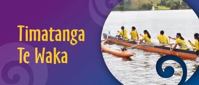 Timatanga Te Waka: SOLD OUT