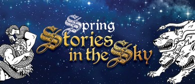 Spring Stories In the Sky