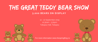 The Great Teddy Bear Show