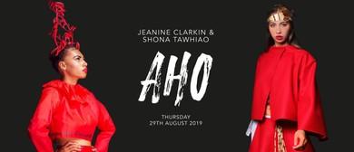 AHO with Jeanine Clarkin & Tawhiao