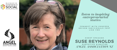 Entrepreneur Social | Suse Reynolds, Angel Association NZ