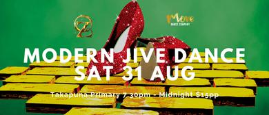 Oz & the Emerald City - Move Modern Jive Dance Night