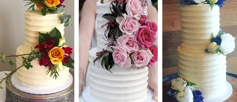 Learn To Make Your Own Wedding Cake