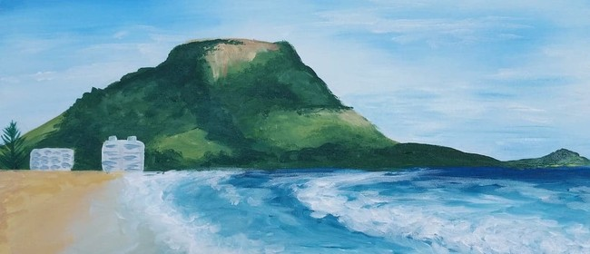 Paint and Wine Night - The Mount - Paintvine