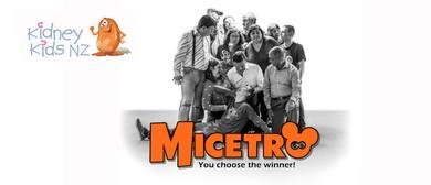 Micetro - Improv In Support of Kidney Kids