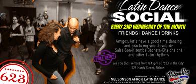 Nelson Latin Dance Social