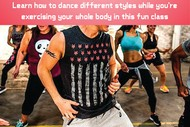 Image for event: Cardio Latino (Latin Fitness)