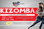 Image for event: Nelson Kizomba Improvers - 7-Week Course (Term 3)
