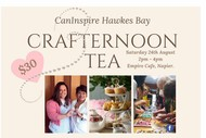 CanInspire - Crafternoon Tea