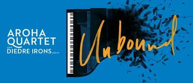 Unbound with the Aroha Quartet & Diedre Irons