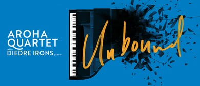 Unbound with the Aroha Quartet & Diedre Irons