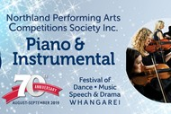 Image for event: Northland Performing Arts Competitions: Piano & Instrumental