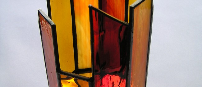Learn How to Make a Stained Glass Piece - One Day Workshop