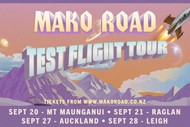 Image for event: Mako Road - Test Flight Tour