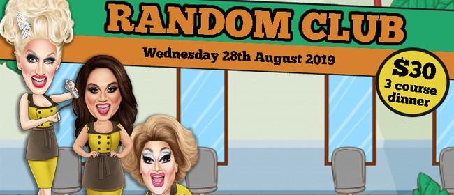 Random Club - August Edition