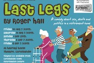 Image for event: Last Legs by Roger Hall