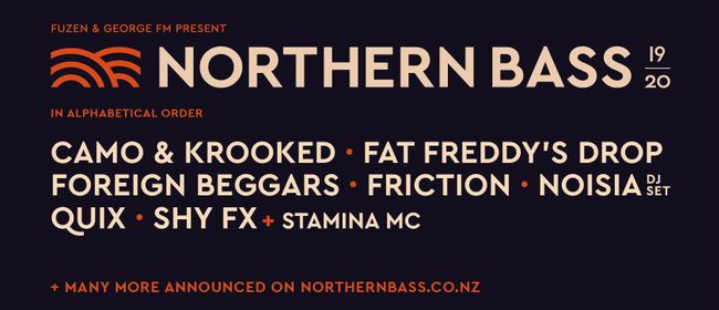 Northern Bass 19/20