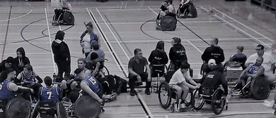 NZ Wheelchair Rugby National Championships 2019