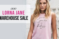 Lorna Jane - Warehouse Sale