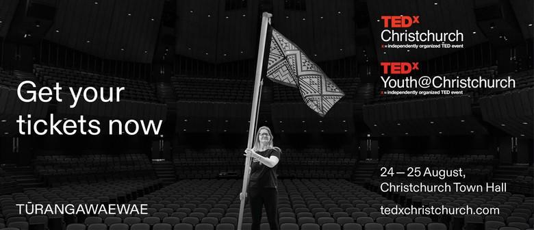 TEDxChristchurch 2019: Tūrangawaewae