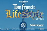 Image for event: Tom Francis - Lifestyle Tour NZ