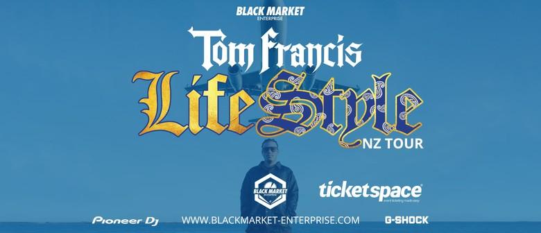 Tom Francis - Lifestyle Tour NZ