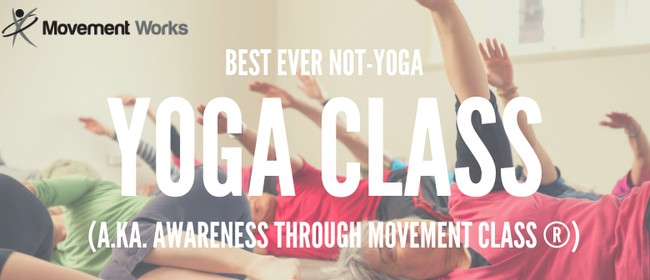 Best Ever Not Yoga Classes